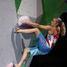 Bouldering female semi-final - World climbing championship 2012