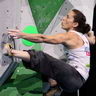 Bouldering female final - World climbing championship 2012