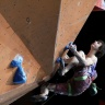 Lead male final - World climbing championship 2012